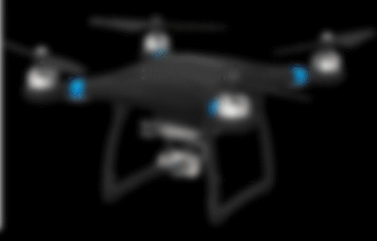 Drone slide